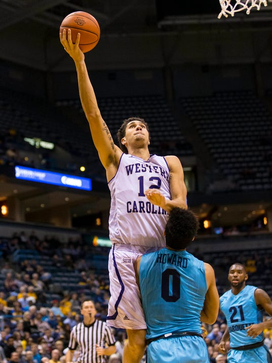 NCAA Basketball: Western Carolina at Marquette