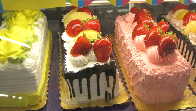 Food City's Mexican bakery offers pan dulce and specialty cake flavors from scratch, including piña colada, cappuccino, dulce de leche and chocolate delight.