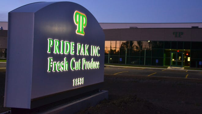 Pride Pak has moved its headquarters to be closer to Wegmans Food Markets and other American customers.