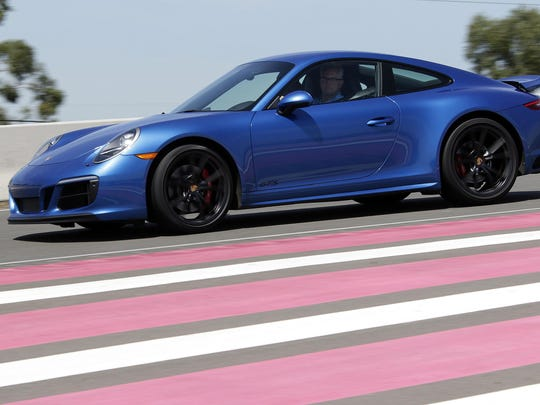Porsche's L.A. Experience Center is a theme park for grown-ups who love to drive