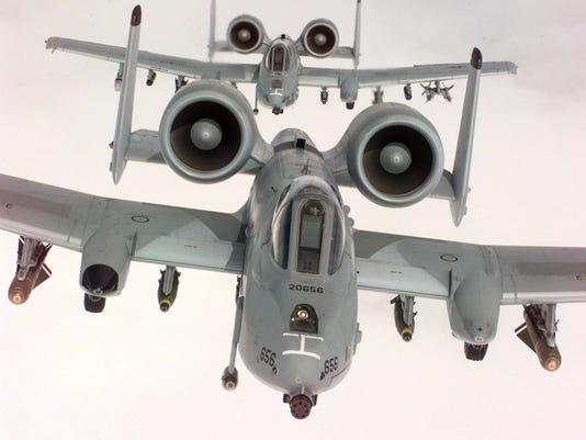 "A-10 ""TANK KILLER"""