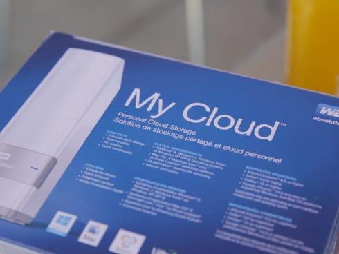 My Cloud from Western Digital.