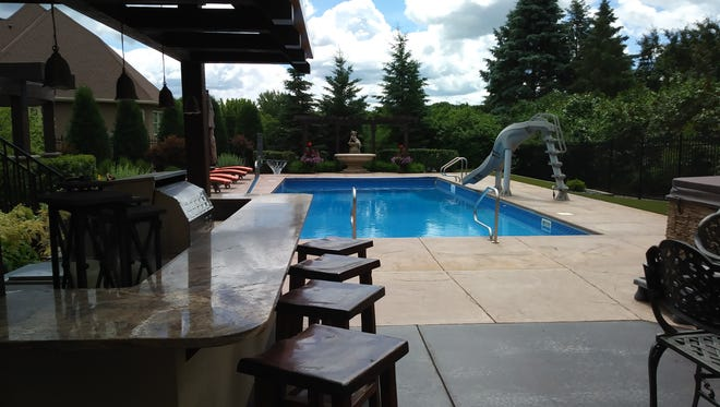 Spend some time poolside at 2255 Chelmsford Lane in St. Cloud.
