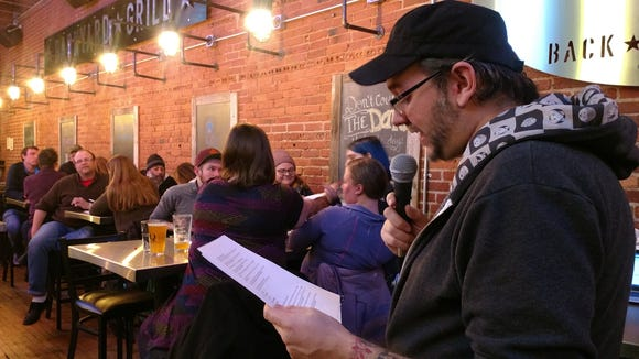 Jayson Weihs is the new Trivia Mafia host at Backyard Grill on Tuesday evenings.