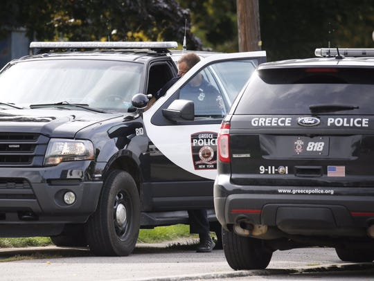 Greece police investigation, Maiden Lane and Frear