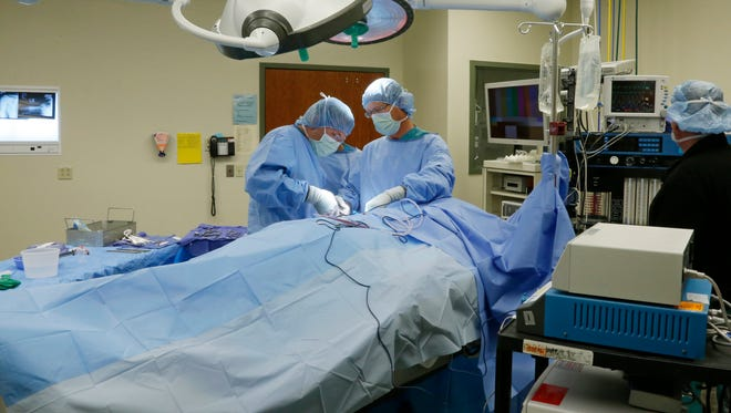 Surgery Center of Oklahoma offers hundreds of procedures and lists the price of each on its website.