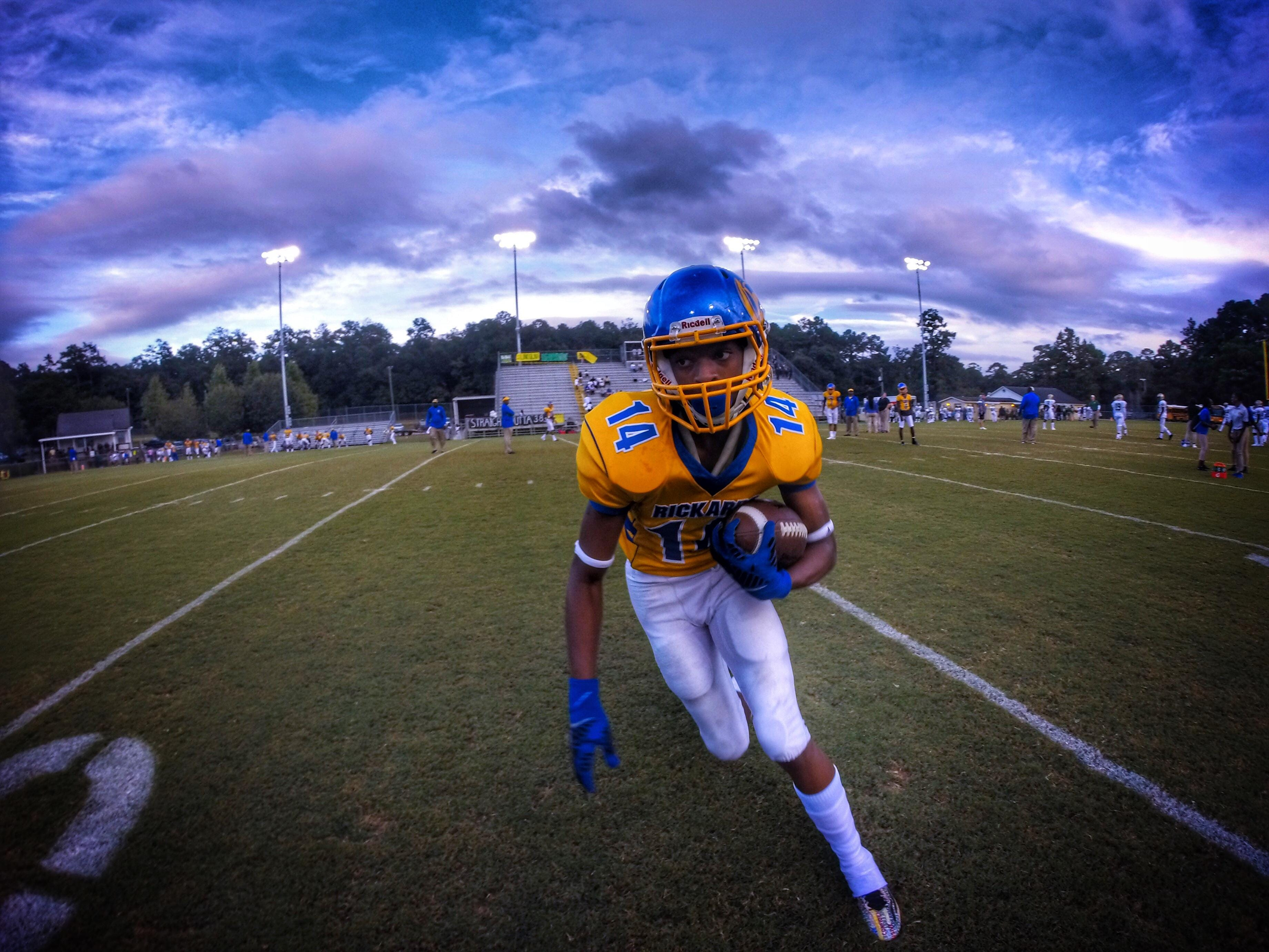 Rickards (4-1) and its large bunch of wide receivers hold the No. 2 spot in the rankings coming off a bye week.
