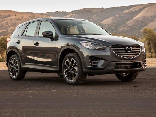 Mazda Updates Interior Electronics On Key Cx 5 Suv
