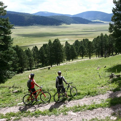 Experience the beauty of Valles Caldera National Preserve