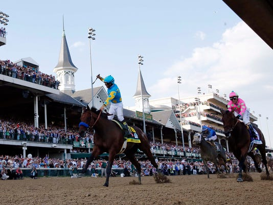 Horse Racing: 141st Kentucky Derby