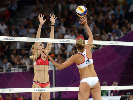 Get some spiking in this spring playing beach volleyball like the pros at places, such as Pinheads in Fishers or Midwest Sports & Social Complex in Indianapolis.