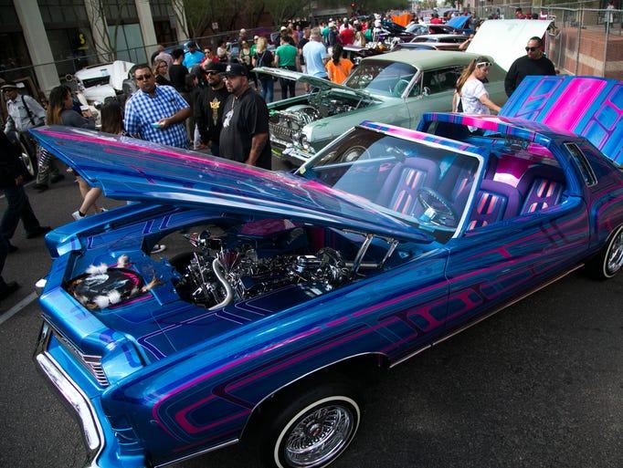 Brandon Gonzalez 1974 Chevrolet took him 15 years to