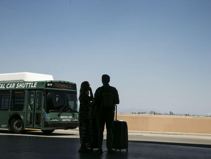 Car Rental Companies Phoenix Az Airport