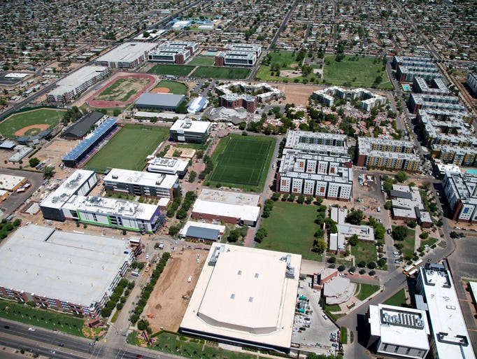 8 projects to watch in Grand Canyon University's Phoenix ...