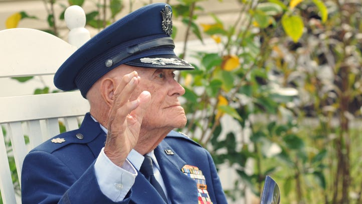 100-year-old Pearl Harbor survivor from Tennessee lives on to tell the story