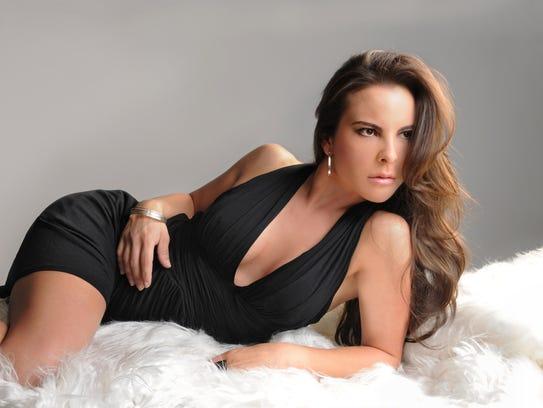 Kate del Castillo ha protagonizado varias telenovelas,