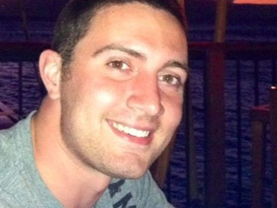Alex Teves, who died five years ago in a mass shooting