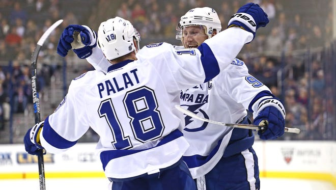 The Tampa Bay Lightning ranked 12th in scoring with 2.73 goals per game last season.