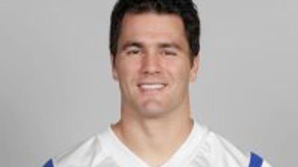 Ex-SDSU football player Adam Vinatieri.