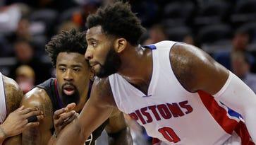 Clippers' DeAndre Jordan has empathy for Pistons' Andre Drummond