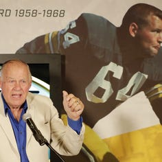 Packers great Jerry Kramer to share stories Oct. 14 at Meyer Theatre