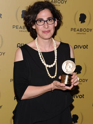 """Sarah Koenig, creator of the Serial podcast, won a Peabody Award for her work and was named one of Time magazine's """"100 Most Influential People"""" of 2014. Serial was the first podcast to be honored with a Peabody."""