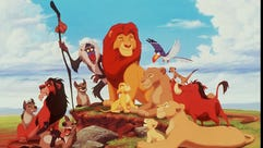 The original 'Lion King' movie is old enough to drink.