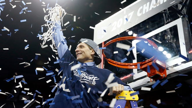 Eric Musselman has cut down nets during his Wolf Pack tenure, but how long will that tenure last?