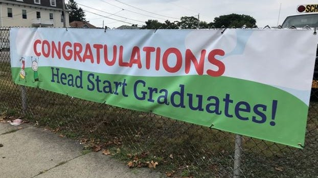 """With the theme """"Soaring to Great Heights,"""" Citizens for Citizens Head Start hosted a graduation ceremony recently for its preschoolers."""