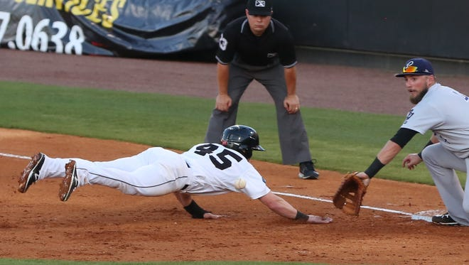 The Jackson Generals guaranteed a playoff series with this week's clinching of a first half North Division title.