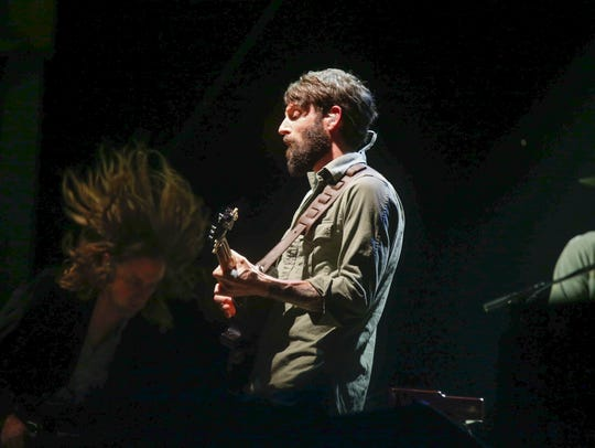 Ray LaMontagne's acoustic tour visits the Fox Cities PAC on Oct. 30.