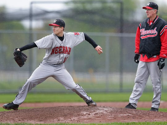 Jim Piepenbrink retired recently as head coach of the Neenah high school baseball team.