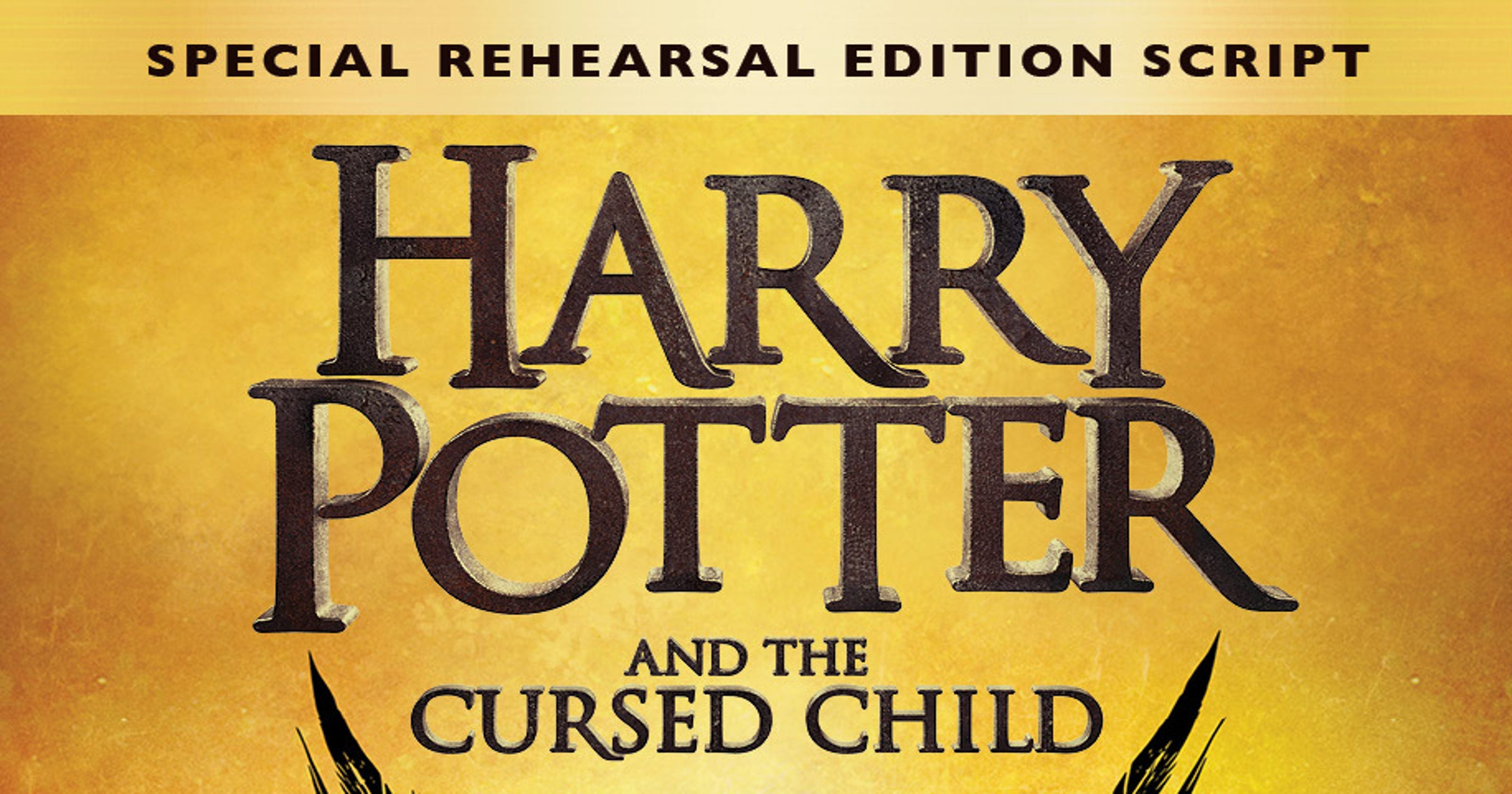 Review: 'Cursed Child' script-book is almost 'Harry Potter