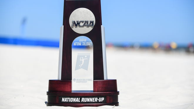 Florida State's beach volleyball team finished as the  NCAA national runner-up after falling 3-1 to No. 1 seed UCLA in the national title dual Sunday.