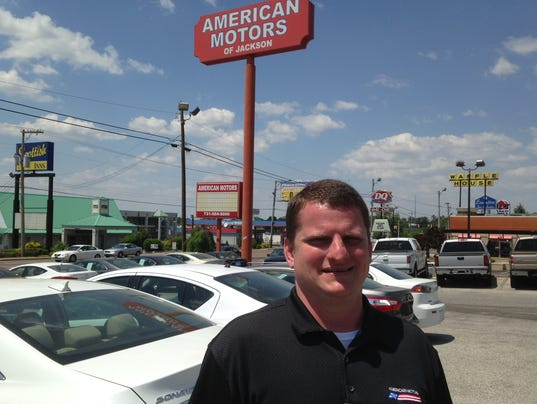 American motors visible in west tennessee for Jackson motors jackson tn