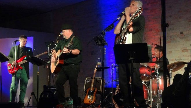 Big Sweet Life will perform at Great River Arts in Little Falls.