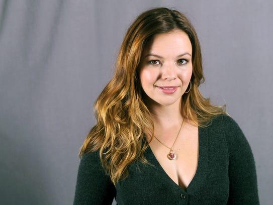 Actress Amber Tamblyn.