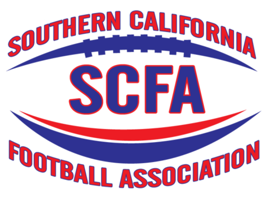 #stockphoto Southern California Football Association SCFA logo