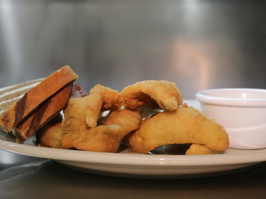 The Friday night fish fry will go on in Wisconsin, with or without perch.