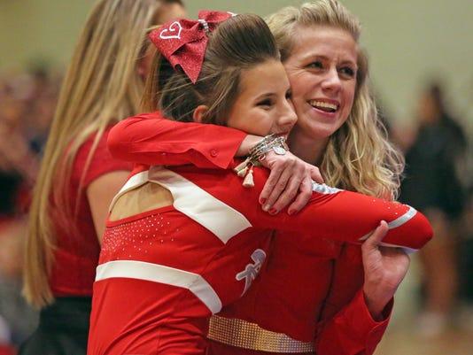 Lauren Bunyan Gould, cheerleading coach, lived dreams