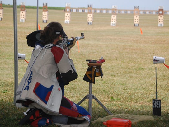 Finals will be conducted on CMP Targets at Petrarca