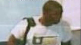 Photo released by police of a suspect being sought in an identity-theft case in the Peekskill-Cortlandt area. Credit cards were stolen from Planet Fitness gym in Peekskill then used in Peekskill and Cortlandt.