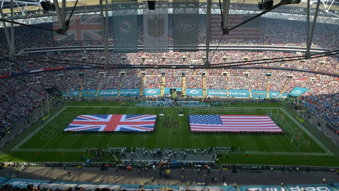 The NFL is looking to take international games beyond London.