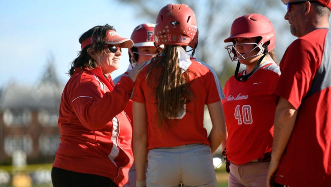 After guiding Fair Lawn to a 24-4 season, coach Sue Benjamin is The Record Softball Coach of the Year.