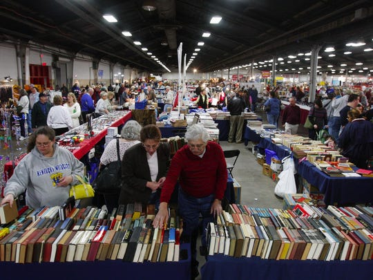 Memorial Day Weekend Flea Market held at the Kentucky Exposition Center.
