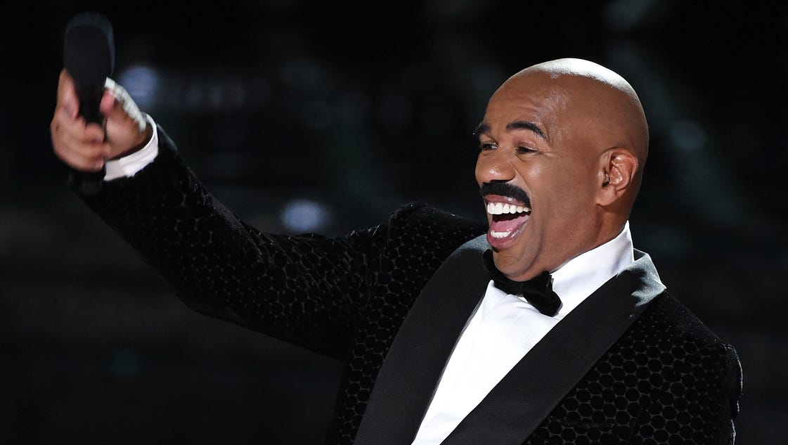 Steve Harvey crowns the wrong holiday