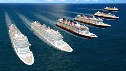 Disney plans two new cruise ships to debut in 2021 and 2023, respectively.