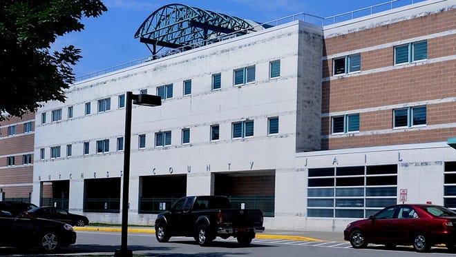 The Dutchess County Jail on North Hamilton Street in Poughkeepsie.