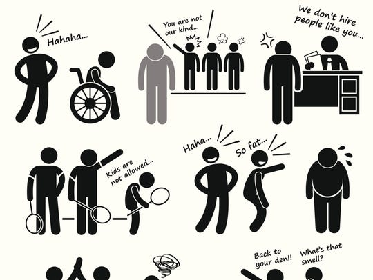 PHOTO ILLUSTRATION: Workplace discrimination