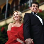 Christy and Atilio Marinelli, also known as Duo Romantico.